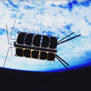 Havainnekuvaa satelliitista