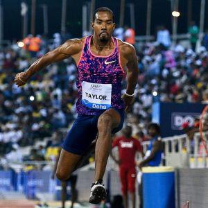 Christian Taylor kuvassa