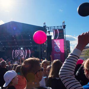 YleXPop siirtyy ensi vuonna Vaasaan!