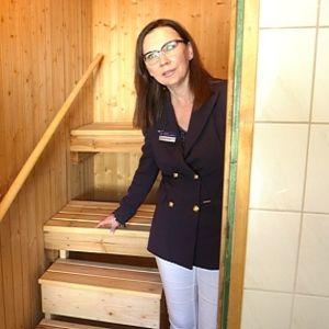 Suomen vuokranantajaliiton Satakunnan aluepäällikkö Nina Suvanto