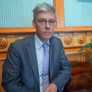 Hannu Takala on tutkinut Karjalassa Neuvostoliitolle menetettyjä omasuuksia nyt kahden kirja verran.