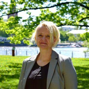 Minna Nore on Satakunnan kauppakamarin uusi toimitusjohtaja.