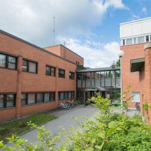 Psykiatrian keskus Kuopiossa