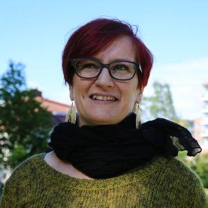 Sexpon toiminnanjohtaja Tiia Forsström