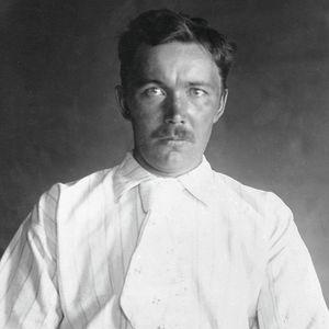 Eino Leino Kangasniemellä vuonna 1903.