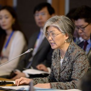 Etelä-Korean ulkoministeri
