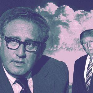 Henry Kissinger ja Donald Trump