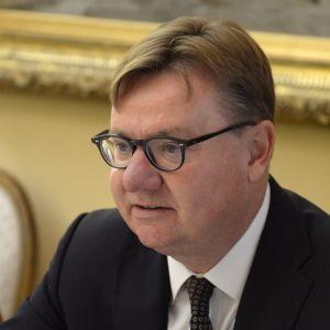 Teemu Tanner, Presidentin kansliapäällikkö.