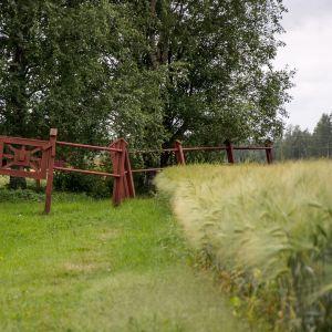 Isonkyrön Leväluhta sijaitsee Orismalan kylässä.