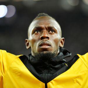 Usain Bolt sunnuntai