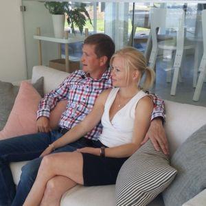 Timo Welsby ja Heidi Kelho