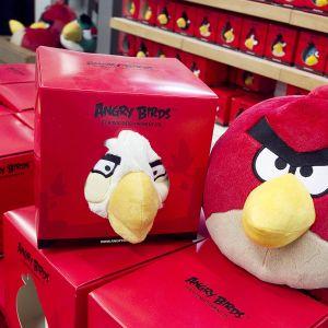 angry birds hahmoja