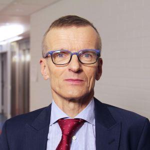 Helsingin käräjäoikeuden laamanni Tuomas Nurmi.