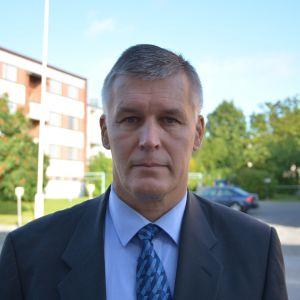 pohjanmaan poliisilaitoksen poliisipäällikkö Risto Lammi