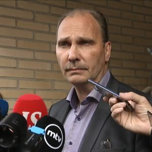 Tutkinnanjohtaja Olli Töyräs.
