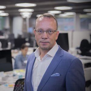 Seppo Kuula, toimitusjohtaja, Siili Solutions.