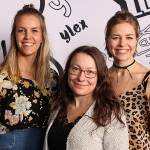 Pia Engström vieraana YleX Etusivussa