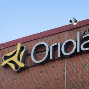 Oriolan toimitilat ulkokuva.