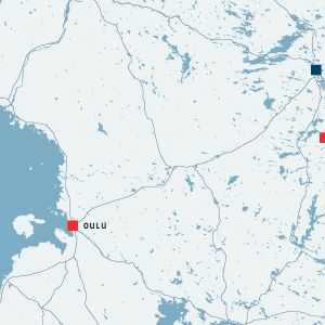 Julma-Ölkyn sijainti kartalla.