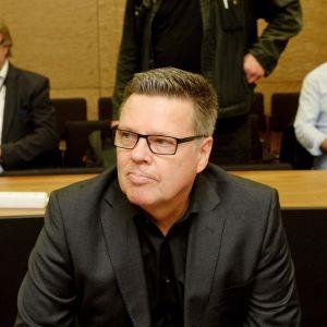 Jari Aarnio Helsingin hovioikeudessa 14.9.2017
