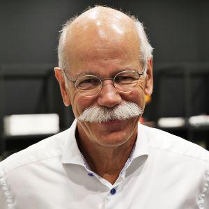 Daimlerin pääjohtaja Dieter Zetsche.