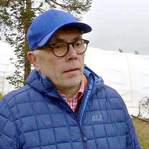 Levi Ski Resortin toimitusjohtaja Jouni Palosaari