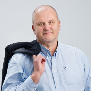 yle uutisten päätoimittaja Jouko Jokinen.