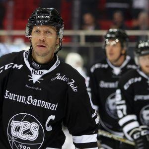 Jääkiekkoilija Tomi Kallio, TPS.