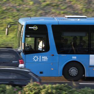 Nobina HSL Bussi Länsiväylä