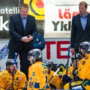 Valmentaja Pekka Virta, Lukko