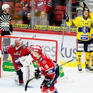Jukurit juhli, HIFK ei