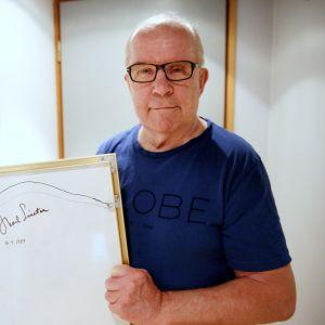 Antti Einiö promoottori musiikkialan moniottelija