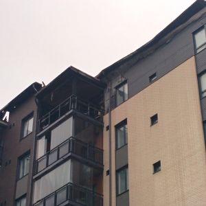 Tulipalo sai alkunsa 8.kerroksesta.