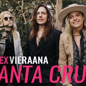 Santa Cruz vieraili Uuden musiikin iltavuorossa.