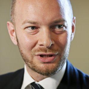 Eurooppa-, kulttuuri- ja urheiluministeri Sampo Terho.