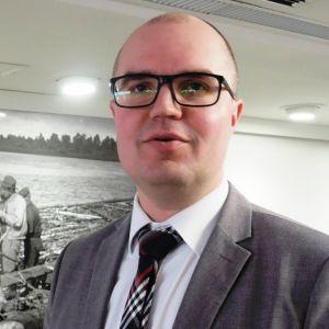 Kolarin kunnanjohtaja Antti Määttä