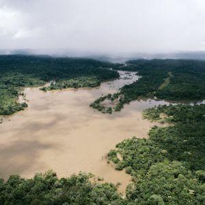 amazonin joki brasiliassa