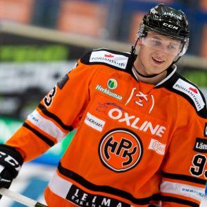 Kristian Vesalainen #93, HPK