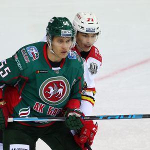 Vladimir A. Tkachyov, Ak Bars Kazan