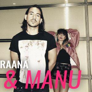 Eva & Manu vierailivat Uuden musiikin aamuvuorossa.