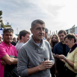 Tšekin tasavallan vaalein ennakkosuosikki on liikemies ja miljardöödi Andrej Babiš.