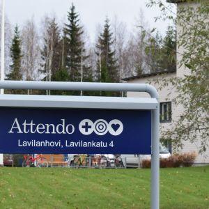 Lavilanhovi on yksi Attendon hoivakodeista Mikkelissä.