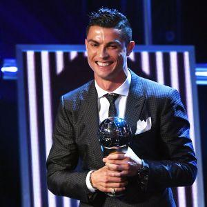 Real Madridin tähtipelaaja Cristiano Ronaldo