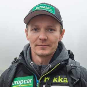 Petter Kukkonen lähikuvassa.