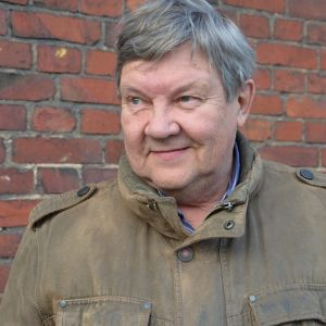 Näyttelijä Juha Muje.