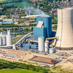 Uniper hiilivoimala Saksa