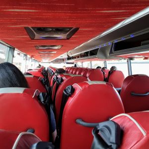 onnibus pikavuoro liikenne bussi