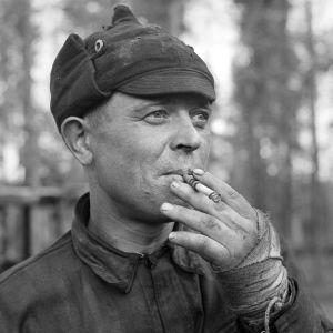 Sotavanki, Rukajärvi 30.4.1942.