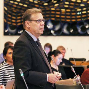 Tampereen pormestari Lauri Lyly