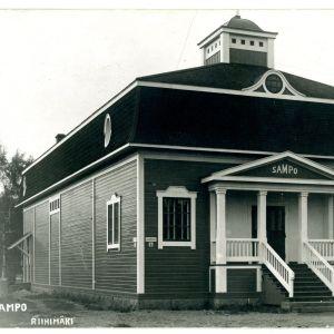 Kino Sampo vuonna 1930